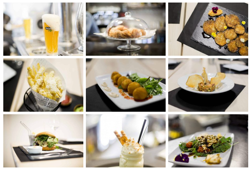 marketing imagen, gastronomía